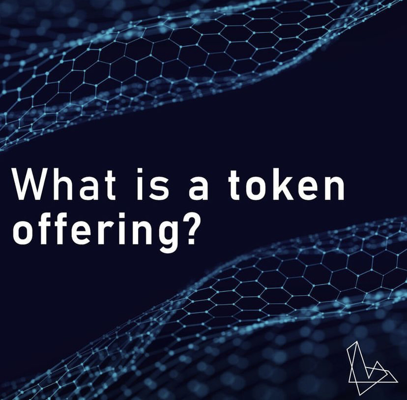 What is a Token Offering